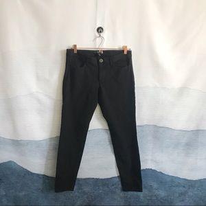 Banana Republic Black Sloan Skinny Dress Pants